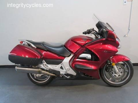 2009 Honda ST1300 for sale at INTEGRITY CYCLES LLC in Columbus OH