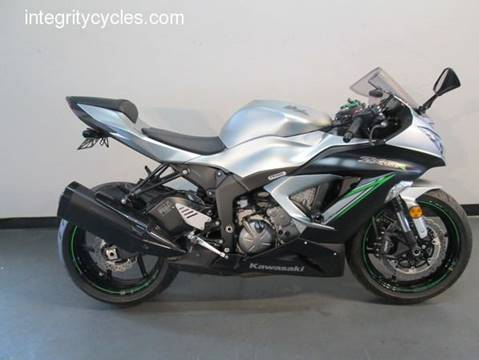 2018 Kawasaki Ninja ZX-6R for sale in Columbus, OH