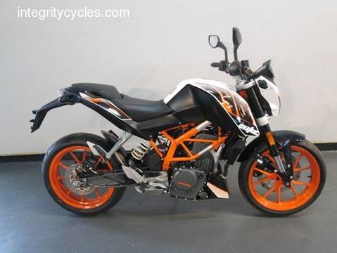 2015 KTM 390 Duke for sale at INTEGRITY CYCLES LLC in Columbus OH
