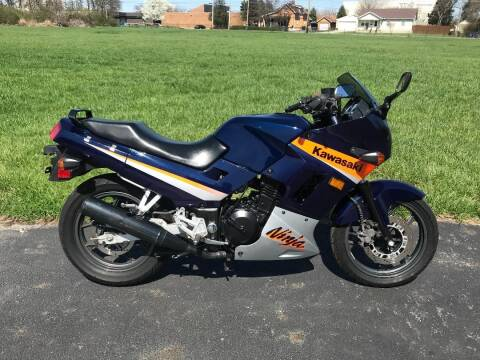 2003 Kawasaki Ninja 250R for sale at INTEGRITY CYCLES LLC in Columbus OH