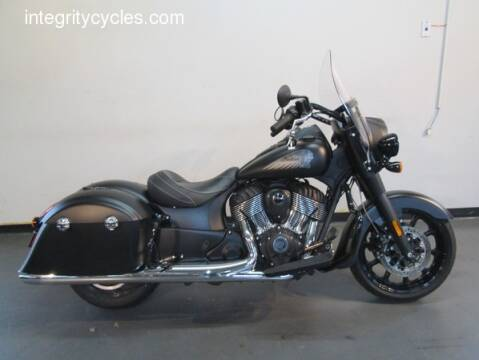 2018 Indian Springfield Dark Horse for sale at INTEGRITY CYCLES LLC in Columbus OH