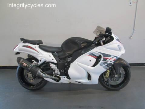 2013 Suzuki Hayabusa for sale at INTEGRITY CYCLES LLC in Columbus OH