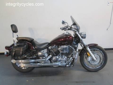 2007 Yamaha V-Star 1100 Custom for sale at INTEGRITY CYCLES LLC in Columbus OH
