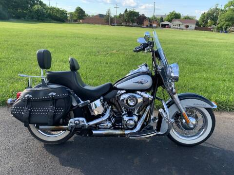 2013 Harley-Davidson Heritage Softail Classic for sale at INTEGRITY CYCLES LLC in Columbus OH