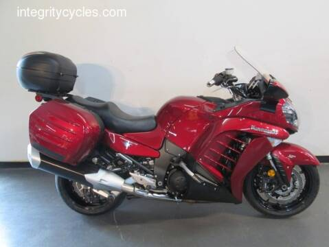 2014 Kawasaki Concours 1400 ABS ZG1400 for sale at INTEGRITY CYCLES LLC in Columbus OH