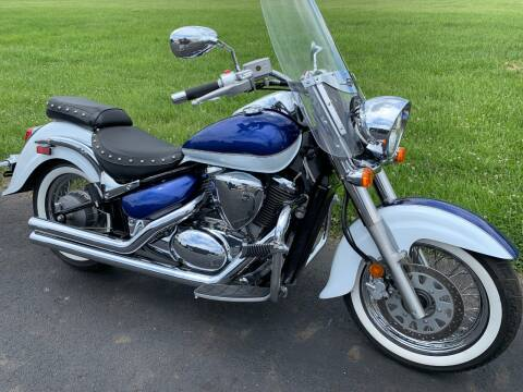 2012 Suzuki Boulevard  for sale at INTEGRITY CYCLES LLC in Columbus OH
