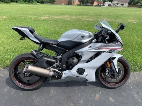 2018 Yamaha YZF-R6 for sale at INTEGRITY CYCLES LLC in Columbus OH