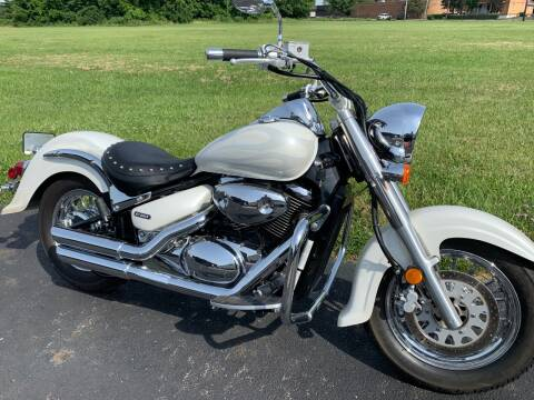 2006 Suzuki Boulevard C50 for sale at INTEGRITY CYCLES LLC in Columbus OH