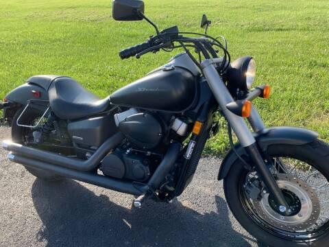 2013 Honda shadow phantom 750 for sale at INTEGRITY CYCLES LLC in Columbus OH