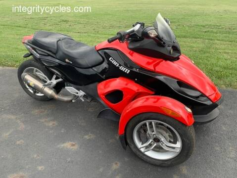 2009 Can-Am SPYDER RS for sale at INTEGRITY CYCLES LLC in Columbus OH