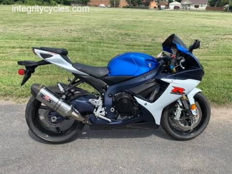 2012 Suzuki GSXR-750 for sale at INTEGRITY CYCLES LLC in Columbus OH