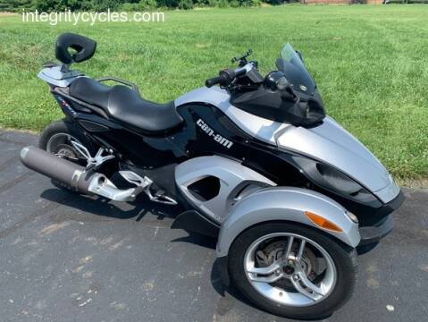 2008 Can-Am SPYDER GS ROADSTER for sale at INTEGRITY CYCLES LLC in Columbus OH