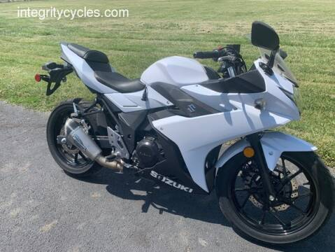 2018 Suzuki GSXR-250 for sale at INTEGRITY CYCLES LLC in Columbus OH