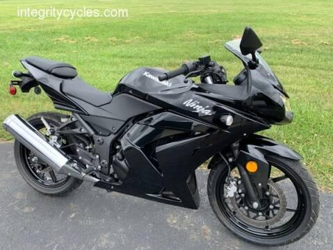 2008 Kawasaki ex 250 for sale at INTEGRITY CYCLES LLC in Columbus OH