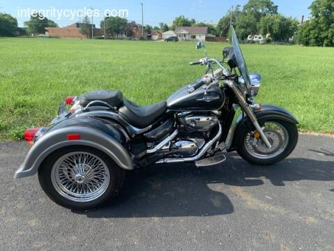 2008 Suzuki Boulevard C50 w/ lehman trike  for sale at INTEGRITY CYCLES LLC in Columbus OH