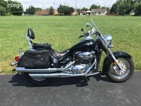 2007 Suzuki Boulevard  for sale at INTEGRITY CYCLES LLC in Columbus OH