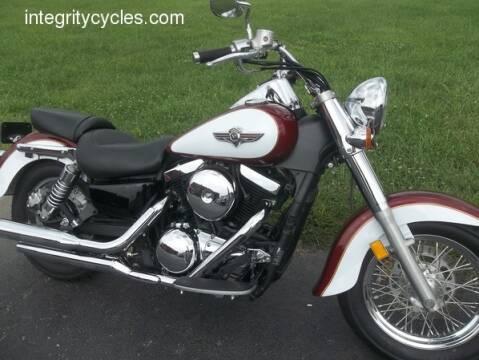 2008 Kawasaki Vulcan 1500 for sale at INTEGRITY CYCLES LLC in Columbus OH