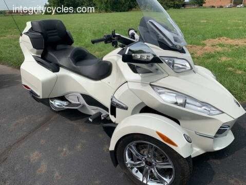 2012 Can-Am 2012 CAN-AM Spyder® RT Limited for sale at INTEGRITY CYCLES LLC in Columbus OH