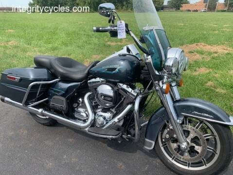 2015 Harley-Davidson Road King for sale at INTEGRITY CYCLES LLC in Columbus OH