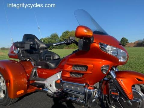 2003 Honda Goldwing for sale at INTEGRITY CYCLES LLC in Columbus OH