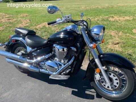 2013 Suzuki Boulevard C50 for sale at INTEGRITY CYCLES LLC in Columbus OH