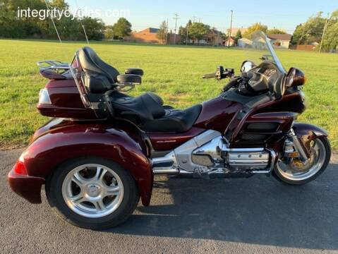 2008 Honda GOLDWING 1800 TRIKE for sale at INTEGRITY CYCLES LLC in Columbus OH