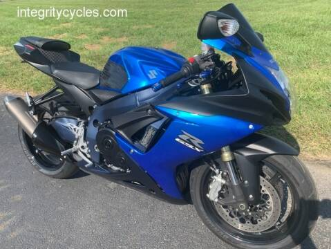 2011 Suzuki GSXR-750 for sale at INTEGRITY CYCLES LLC in Columbus OH