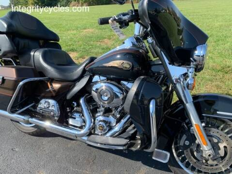 2013 Harley-Davidson Ultra Limited Anniversary for sale at INTEGRITY CYCLES LLC in Columbus OH