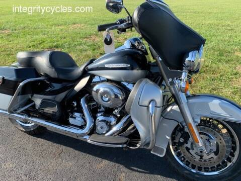 2013 Harley-Davidson ULTRA LIMITED for sale at INTEGRITY CYCLES LLC in Columbus OH