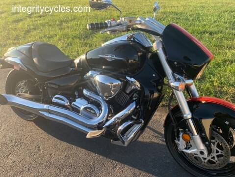 2012 Suzuki BOUVARD 109R for sale at INTEGRITY CYCLES LLC in Columbus OH