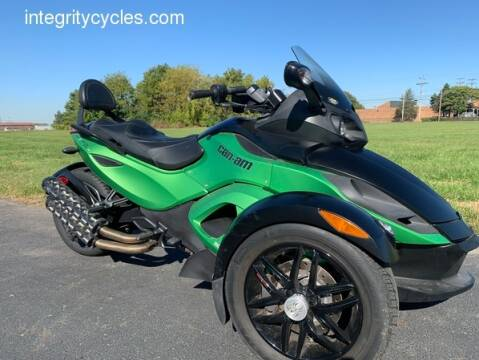 2012 Can-Am SPYDER RS-S for sale at INTEGRITY CYCLES LLC in Columbus OH