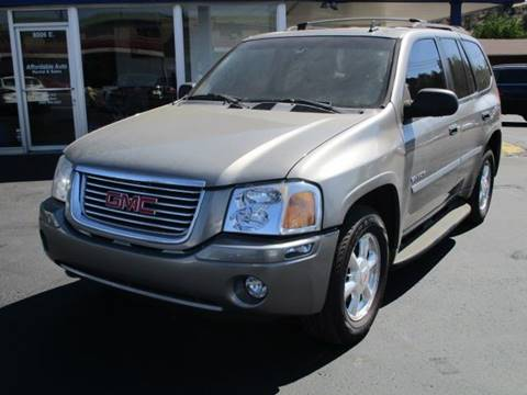 2006 GMC Envoy for sale at Affordable Auto Rental & Sales in Spokane Valley WA