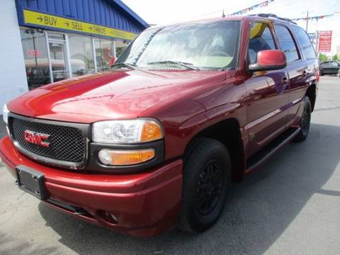 2002 GMC Yukon for sale in Spokane Valley, WA