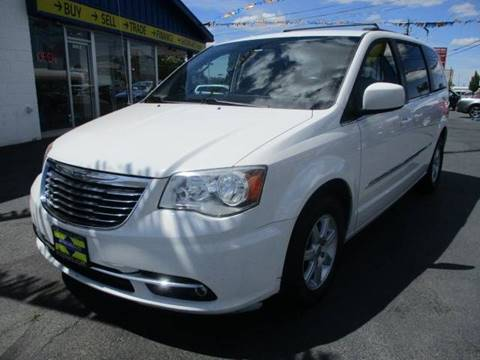 2012 Chrysler Town and Country for sale in Spokane Valley, WA