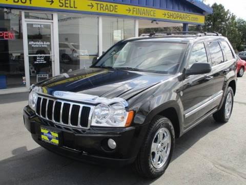 2005 Jeep Grand Cherokee for sale in Spokane Valley, WA