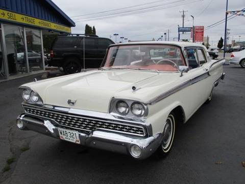 1959 Ford Fairlane 500 for sale in Spokane Valley, WA