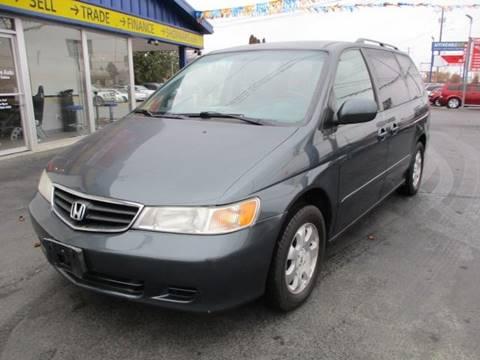 2004 Honda Odyssey for sale in Spokane Valley, WA