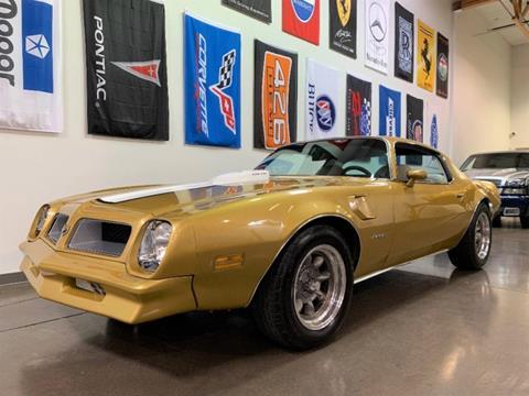 1976 Pontiac Firebird for sale in Scottsdale, AZ