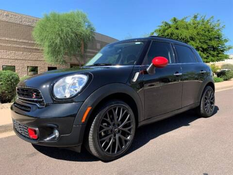 2015 MINI Countryman Cooper S for sale at Choice Motor Group in Scottsdale AZ