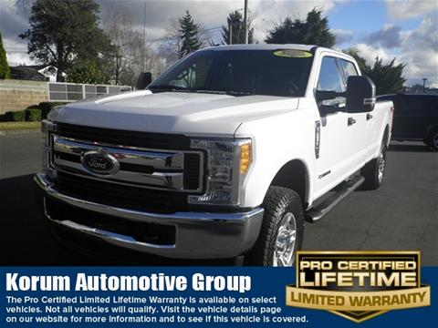 2017 Ford F-350 Super Duty for sale in Puyallup, WA