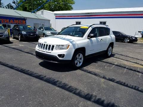 2011 Jeep Compass for sale in Fort Branch, IN
