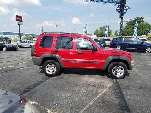 2004 Jeep Liberty for sale in Fort Branch, IN