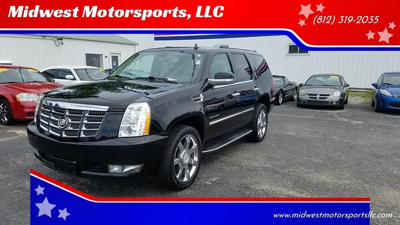 Midwest Motorsports, LLC – Car Dealer in Fort Branch, IN