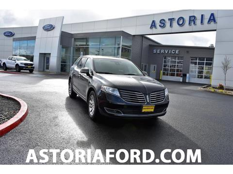 2018 Lincoln MKT Town Car for sale in Warrenton, OR
