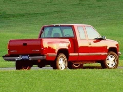 1996 GMC Sierra 2500 for sale in Warrenton, OR