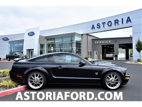 2009 Ford Mustang for sale in Warrenton, OR