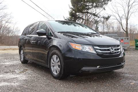2015 Honda Odyssey for sale in Burton, OH