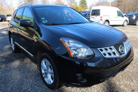 2015 Nissan Rogue Select for sale in Burton, OH