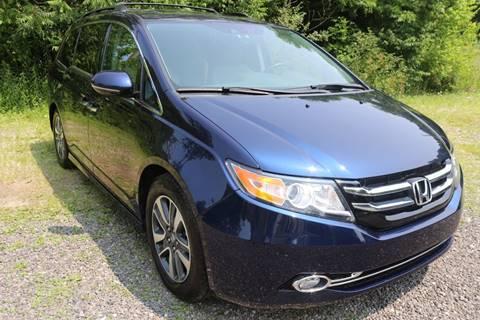 2017 Honda Odyssey for sale in Burton, OH