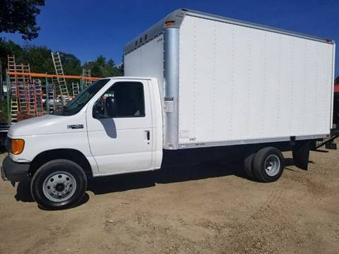 2004 Ford E-450 for sale in Epsom, NH